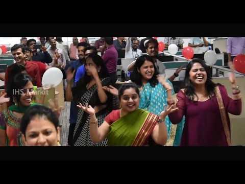 Diwali Dance at IHS Markit -  2018