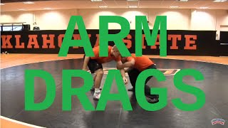 Discover John Smith's Arm Drag Techniques! - Wrestling 2016 #15