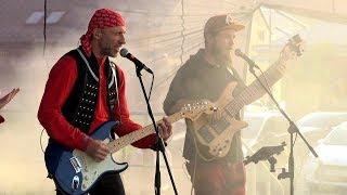 Hrdza oraz tancerze Bardfa - transmisja na żywo z Rynku w Starym Sączu thumbnail