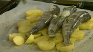 видео как приготовить ледяную рыбу