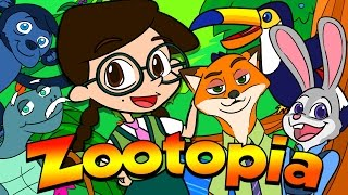 Zootopia! All About Zoo Animals Around The World | Nikki's Wiki | Wiki For Kids At Cool School
