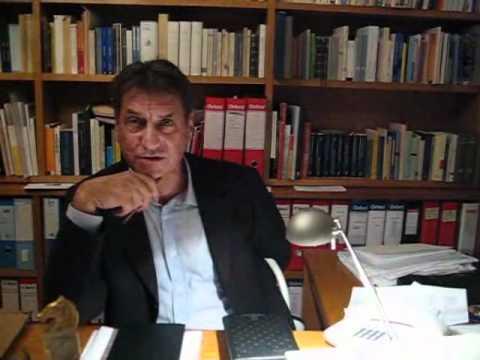 "Claudio Magris parla del ""confine"""
