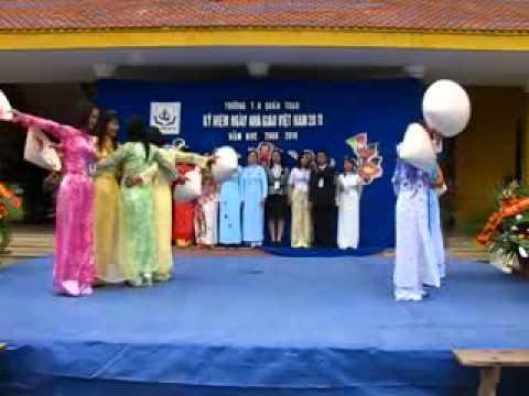 Múa hát Việt Nam quê hương tôi