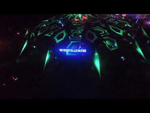 ASTRAL HARVEST 2014 UFO PARTY