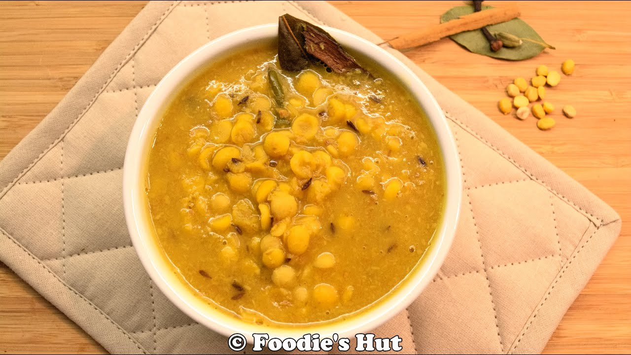 Cholar dal bengali style bengal gram lentil recipe by cholar dal bengali style bengal gram lentil recipe by foodies hut 0022 youtube forumfinder Images
