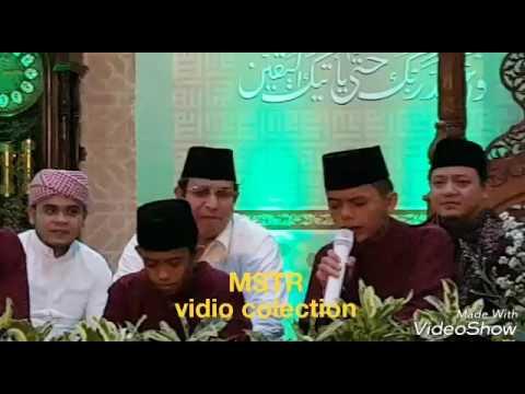 Trio QORI ANAK ANAK KEBANGGAAN INDONESIA ... Syamsuri Firdaus . Adnan Tumangger ....M. Miftah Farid