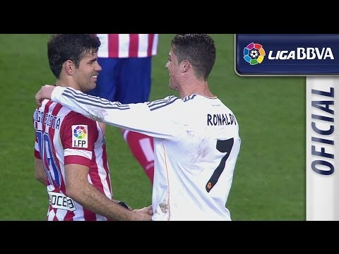 Diego Costa Vs C Ronaldo