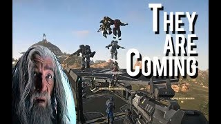 THEY ARE COMING! (PlanetSide 2 Montage)
