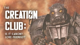 Creation Club: Is it Canon? Lore-Friendly? An In-Depth Review - Fallout 4