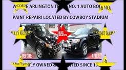 A National Auto Body & Paint Arlington Texas -Your Collision Specialist