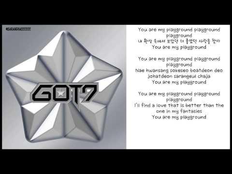 Got7 (갓세븐) - Playground [HANGUL - ROMANIZATION - ENGLISH LYRICS VIDEO + DL]