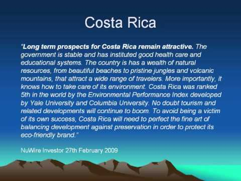 Unique Land and Teak Investment in Costa Rica