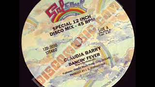 Claudja Barry -  Dancin fever (Disco-1977)