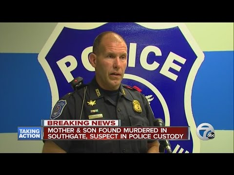 Mother, son murdered in Southgate apartment