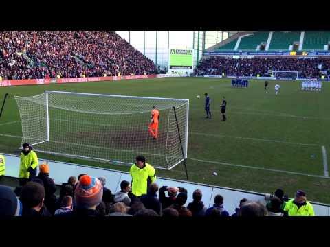 Inverness Caledonian Thistle vs Hearts [Penalties] - Scottish League Cup Semi Final 02/02/2014