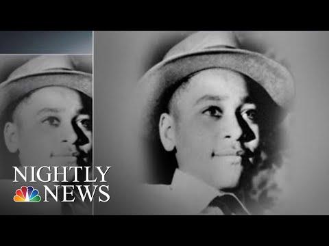 Emmett Till Case Reopened | NBC Nightly News