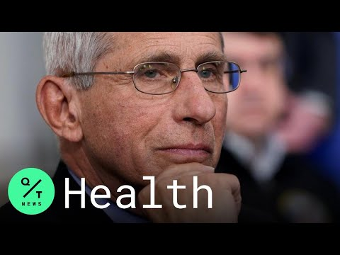 LIVE: A Conversation With Dr. Anthony Fauci at Georgetown University