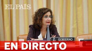 DIRECTO #CONGRESO | MONTERO participa en la COMISIÓN DE HACIENDA