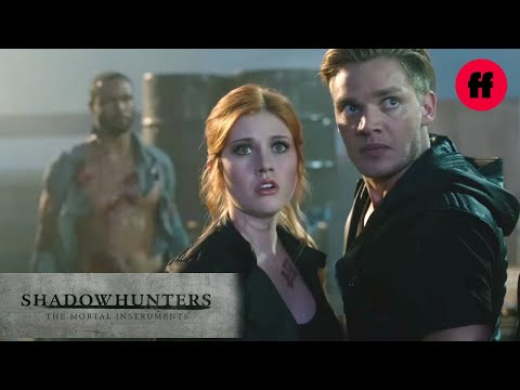 Shadowhunters | Season 1, Episode 5 Clip: Werewolves | Freeform
