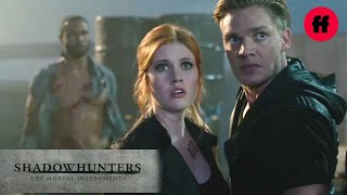 Shadowhunters | Season 1, Episode 5: Luke and the Werewolves | Freeform