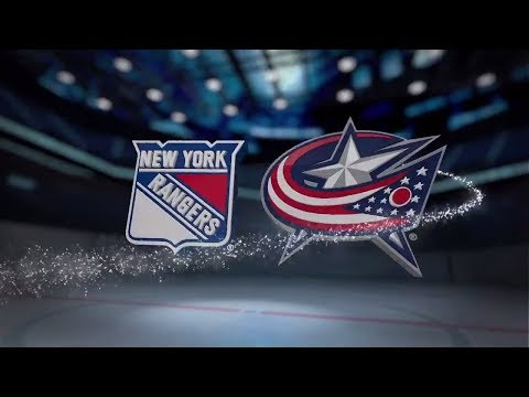 New York Rangers vs Columbus Blue Jackets - November 17, 2017 | Game Highlights | NHL 2017/18. Обзор