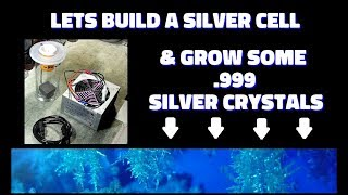 Building An Economy Silver Cell For Under $20