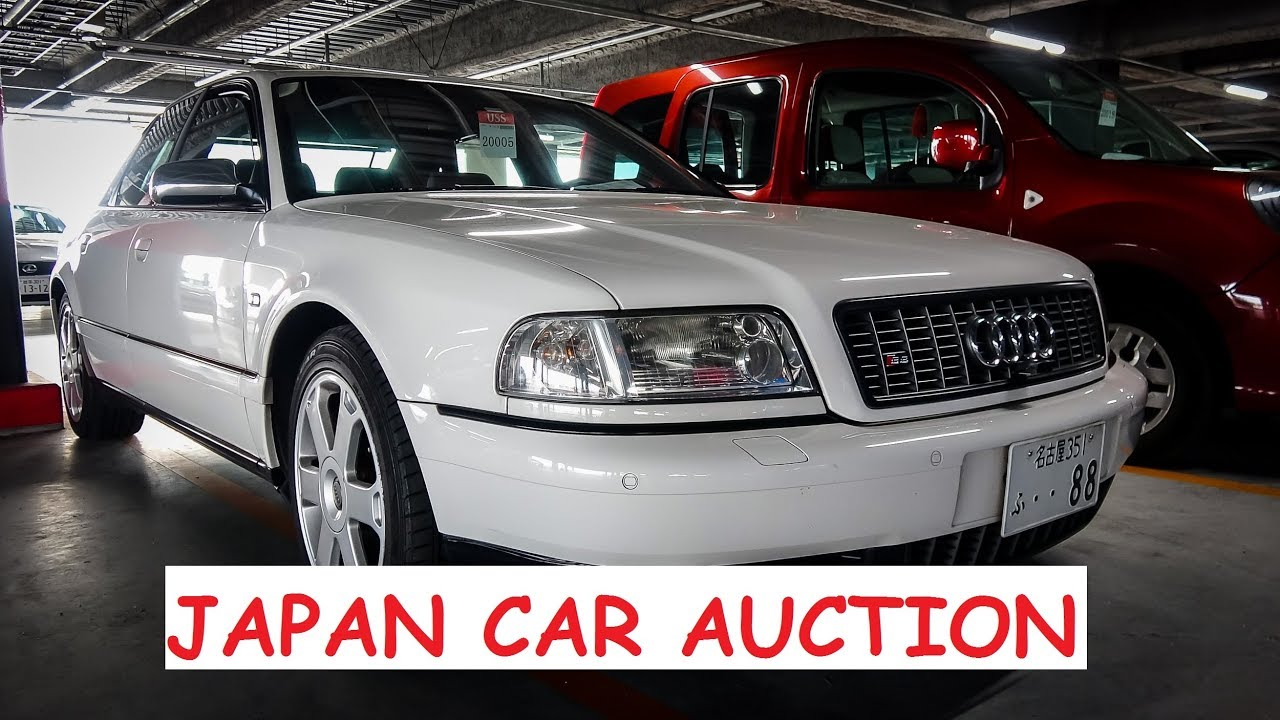 Japan Car Auction Audi S YouTube - Audi car auctions