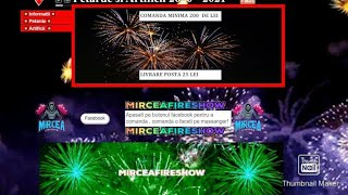 De aici poti cumpara petarde și artificii foarte ieftine!!! 2020-2021 Mircea Anton