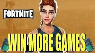HOW TO WIN FORTNITE BATTLE ROYALE - Pro Neace Commentary