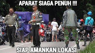 Sitinjau Lauik Kembali Heboh !!! Polisi Dan TNI Turun Tangan Mengawal Trafo Bernilai Milyaran