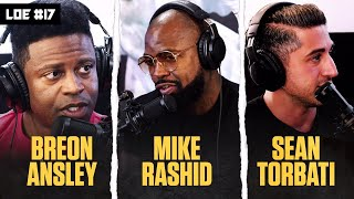 Breon Ansley opens up about 2019 Mr Olympia | Mike Rashid LOE ep 17