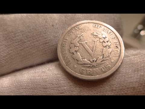 1900 Liberty Head V Nickel Review