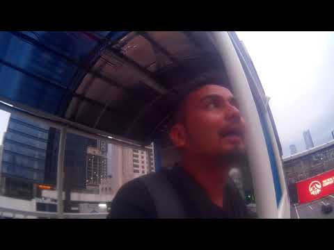 Halte Transit Busway Semanggi Koridor 1 Blok M Kota dengan Koridor 9 Grogol Pinang Ranti Mp3