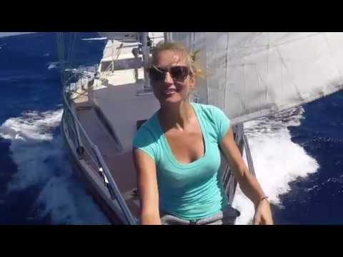 Exploring St. Kitts & Nevis / Sailing Aquarius #6