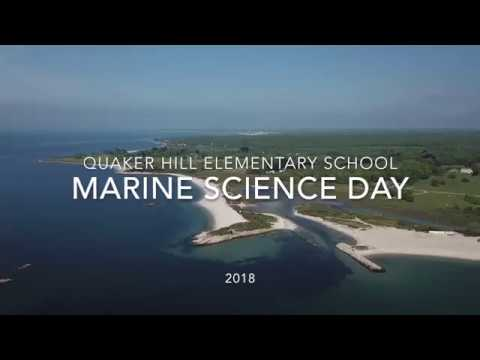 Quaker Hill Marine Science Day 2018