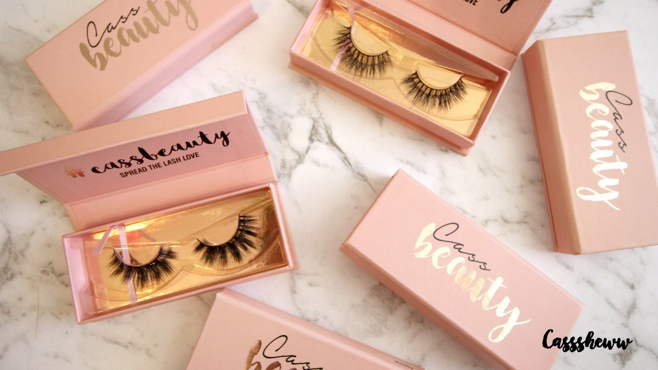 3aabfca95b9 STARTING MY OWN LASH BUSINESS! Introducing Cass Beauty! ♡| Casssheww