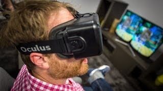 Hands-On: Oculus Rift Games at E3 2014 + New Details