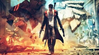Трейлер игры DMC: Devil May Cry - Captivate Trailer RUS