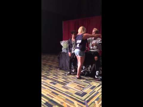 Meeting Kian Lawley & Jc Caylen at Playlist Live in Orlando (Kian & Jc Fan Video)