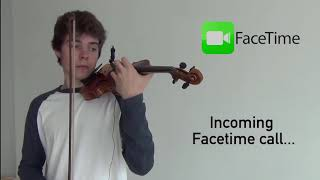 Notification sounds on Violin thumbnail