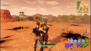 Fortnite another bug + curiosity