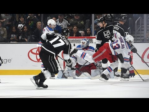 Kings Storm Back to Top Rangers: Highlights & Analysis