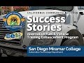 CEC Success Stories at San Diego Miramar College