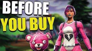Before You Buy - Cuddle Team Leader - Fortnite