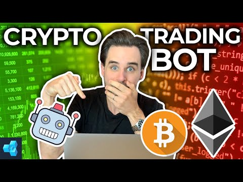 Cryptocurrency trading bot strategy