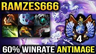 Ramzes666 Anti Mage 60% Winrate with Skadi
