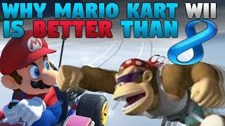 Download Why Mario Kart Wii is BETTER than Mario Kart 8 Mp3 and Videos