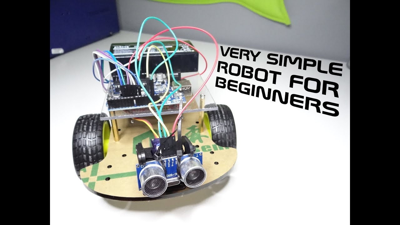 Simple robot building youtube