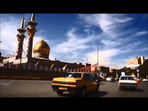 A short drive in Hamadan, Iran