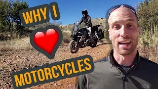 Why I Love Motorcycles More Than Cars - Motorcycle Travel Inspiration